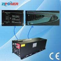 Buy cheap Solar Inverter/Pure Sine Wave Low Frequency Inverter Charger 1000W-6000W (LW Series) from wholesalers