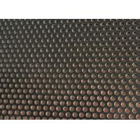 Buy cheap Rond Hole Perforated Metal Sheet , 1.8mm Diameter Perforated Aluminum Screen from wholesalers