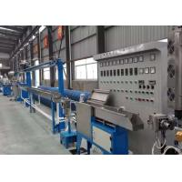 Buy cheap Safety Design Electric Cable Manufacturing Machinery Extruding Usage 65000W from wholesalers