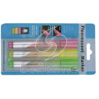 Buy cheap ABS plastic PMS solid color cap - off Highlighter Pens / Pen  refills MT7006 from wholesalers