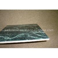 Buy cheap Green Marble Composite Tile from wholesalers