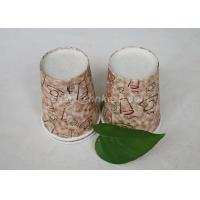 Eco Friendly Biodegradable Disposable Paper Cups For Drinking Water / Tea