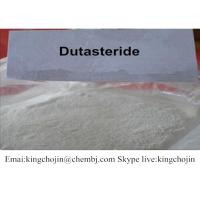 Buy cheap Erectile Dysfunction Treatment Dutasteride Avodart Anabolic Androgenic Steroids 164656-23-9 from wholesalers