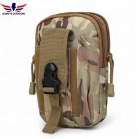 Buy cheap Compact EDC Utility Gadget Belt Waist Bag Molle Pouch with iPhone 8 Holster from wholesalers