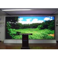 China Programmable LED Message Sign HD P6 Full Color LED Video Wall Indoor LED Advertising Display Electronic Billboard on sale