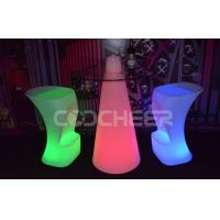 China Portable IR Remote Control Colorful led garden furniture Home Bar Set on sale