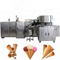 Buy cheap Beverage Factory Ice Cream Cone Production Line from wholesalers