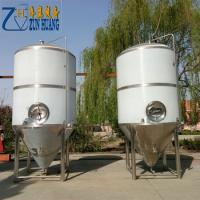 Buy cheap Industrial 2000L Beer Fermenter Beer Brewing Machine For Large Beer Factory from wholesalers
