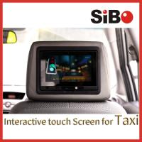 Buy cheap Touch Screen Tablet Taxi Advertising Player from wholesalers