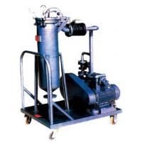 Wholesale Pressure 0.4 MPA Industrial Bag Filter with Pump Used Vegetable Oil , Cosmetic etc from china suppliers