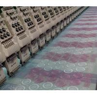 High Speed Multi-head Lace Embroidery Machine , 60 Heads 6 Needles Manufactures