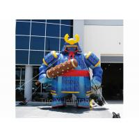 Buy cheap Digital Printing Inflatable Cartoon Characters Customized Shape For Activity product