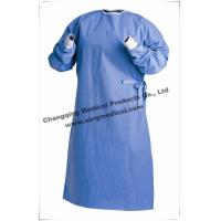 Buy cheap Protective Non Woven Surgical Gown Lightweight Breathable SMS / SMMS from wholesalers