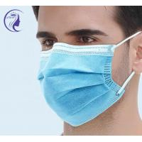 Buy cheap China manufacturer low price 3ply disposable anti dust face mask for sale from wholesalers
