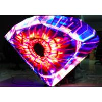 Buy cheap Full Color LED Diamond DJ Booth Display Screen Stage Video Wall HD Lighting Digital from wholesalers