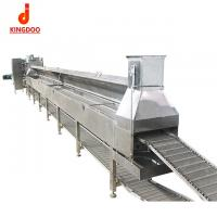 Buy cheap High Durability Dry Noodle Making Machine , Noodle Production Line 110000W from wholesalers