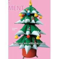 Buy cheap christmas ornament giant inflatable christmas santa claus,inflatable christmas tree indoor from wholesalers