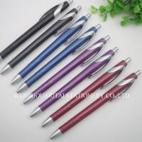 Buy cheap Click point pen Retractable ball pen Office supply  for school and office stationery from wholesalers