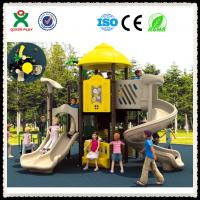 Buy cheap China Manufacturer Playground Slide Used Kids Outdoor Playground Slide For Sale QX-008C from wholesalers