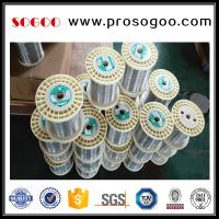 Nickel alloys ams 5687 inconel 600 wire Manufactures