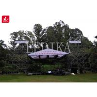 Buy cheap Concert Scaffolding Truss System / Layer Truss Tower Layher Ringlock from wholesalers