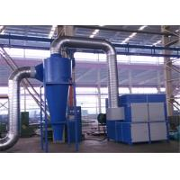 Wholesale Metal Frame Dust Collector Separator, Carbon Steel Cyclone Dust Separator from china suppliers