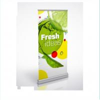 Buy cheap Customized Exhibition Roll Up Banner Stand Pull Up Advertising Banners from wholesalers
