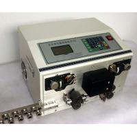 Buy cheap Unique Blade Wire Cutting and Stripping Machine with LCD Display from wholesalers
