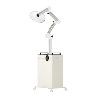 Buy cheap 350W 300m3/h Chemical Fume Extractor With 2 Duction Nozzles from wholesalers
