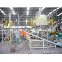 Buy cheap Durable Waste Tyre Recycling Plant , Automobile Industry Tire Recycling Machine from wholesalers