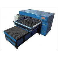 Die Board Maker Laser Cutting Machine With Pneumatic Splint And Upper Plate Rolling Device