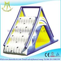 Buy cheap Hansel Commercial Grade Inflatable Water Iceberg Climbers For Water Park from wholesalers