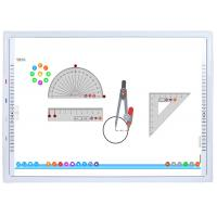 Buy cheap Full HD Touch Screen Board For Schools 4K Super HD Input Singal Low Radiation from wholesalers