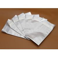Buy cheap Any Size Aluminum Storage Sealable Foil Bags Resealable For Optical Drives from wholesalers