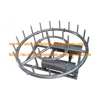 Dancing Musical Spray Pond Fountain Accessories , Water Pipe Support Manufactures