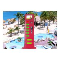 China Advertising Information Quick Cell Phone Charging Kiosk for Resorts / Tourist Attraction / Scenic Spots on sale