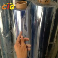 Buy cheap Transparent Protective Plastic Film Sheet , Flexible Clear PVC Film Rolls from wholesalers