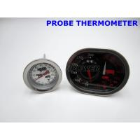 Buy cheap Built In Oven Safe Meat Thermometer , Dial Style High Temp Oven Thermometer product