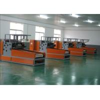 Buy cheap Mechanical Aluminium Foil Roll Rewinding Machine / Cutting Machine For Roll product