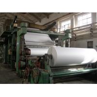 Buy cheap 2100mm High Quality Toilet Paper Manufacturing Machine from wholesalers