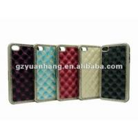 Buy cheap Protective Skin Case For Iphone 4S 4GS With Leather from wholesalers
