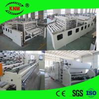 Buy cheap Kingnow Machine non stop toilet paper converting machine for toilet tissue manufacturing from wholesalers