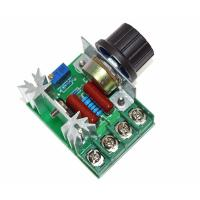 2000W 220V AC SCR Electric Voltage Regulator Motor Speed Control Controller Manufactures