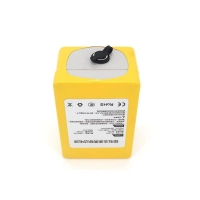 Buy cheap Rechargeable 12V 10Ah Custom 18650 Battery Pack from wholesalers