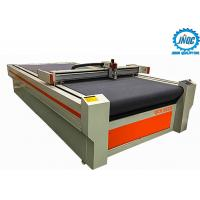 Buy cheap Auto Feeding Oscillating CNC Knife Cutting Table 1625 For Fabric Leather from wholesalers