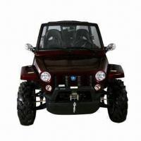 Buy cheap 800cc UTV with 4-wheel and Electric Starting, Equipped with MP3 Player from wholesalers