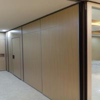 Buy cheap 85mm Thickness Folding Partition Walls In School Basement Multipurpose from wholesalers