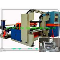 Buy cheap Full Automatic Fax Paper Slitter Rewinder Machine With PLC control from wholesalers