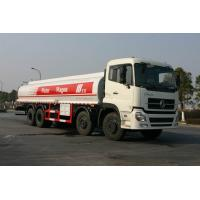 Wholesale 24500L (6,472 US Gallon) Oil Tank Truck , 8x4 248HP Road Diesel Tanker Truck from china suppliers
