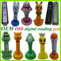 Buy cheap Professional OEM/ODM OID talking pen manufactory, reading pen ,audio pen from wholesalers
